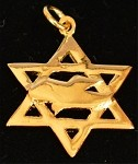 Magen David with Dove, GP
