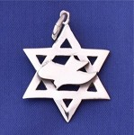 Magen David with Dove, SS